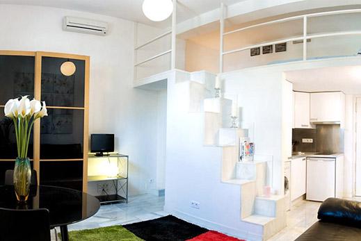 Apartamentos Alquiler Madrid