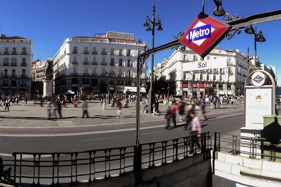 Estudio 1 Apartamentos Puerta Del Sol Madrid